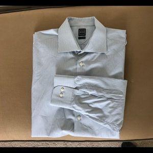 Men's Button Down Ike Behar Dress Shirt